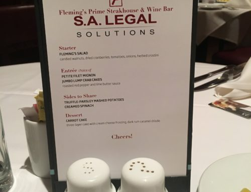 2016 Client Appriciation Luncheon