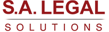 SA Legal Solutions Logo